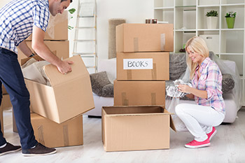 Removals in Barking - Packing Process