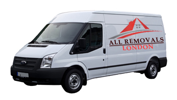 Ravenscourt Park Pickup and Delivery Van