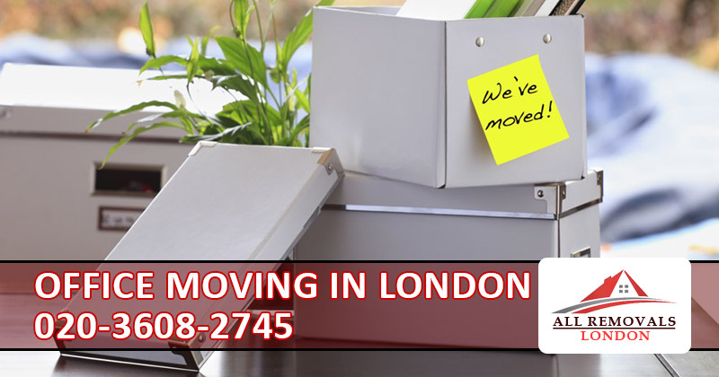 Office Moving London