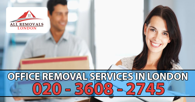 Office Removal Services London   All Removals London