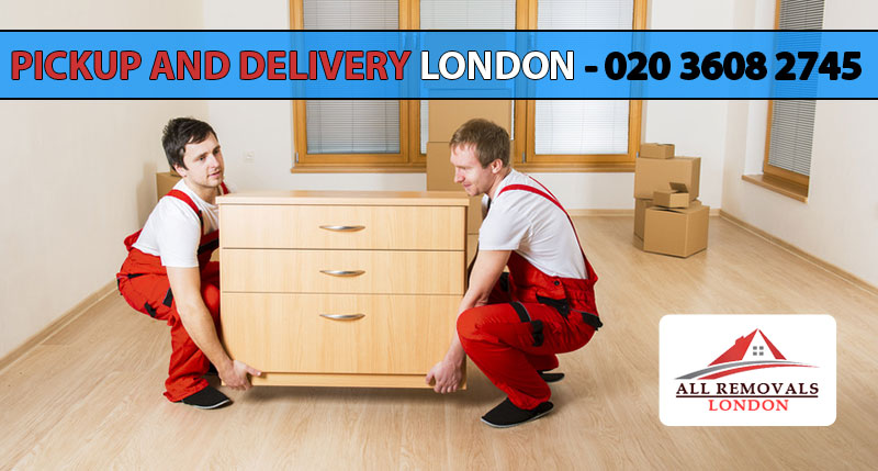 Pickup and Delivery London