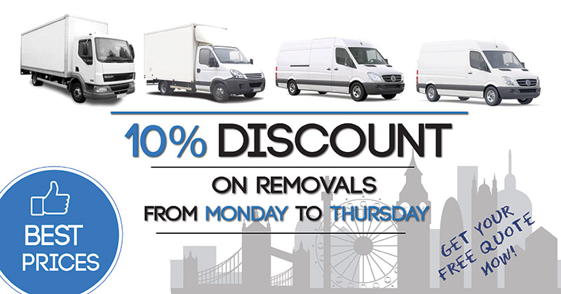 Quality removals in London