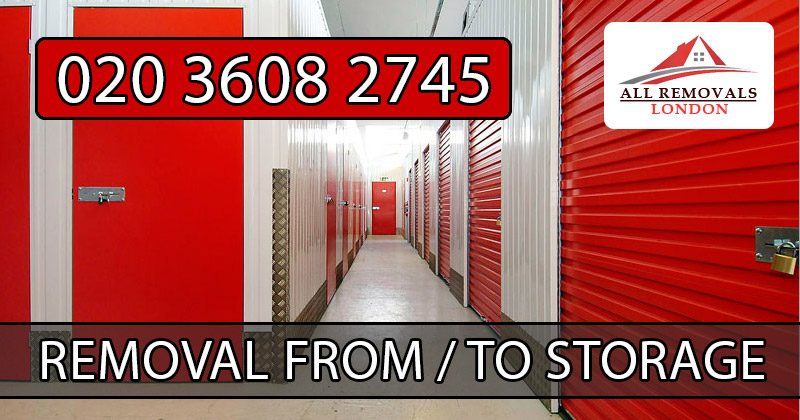 Storage Removal London