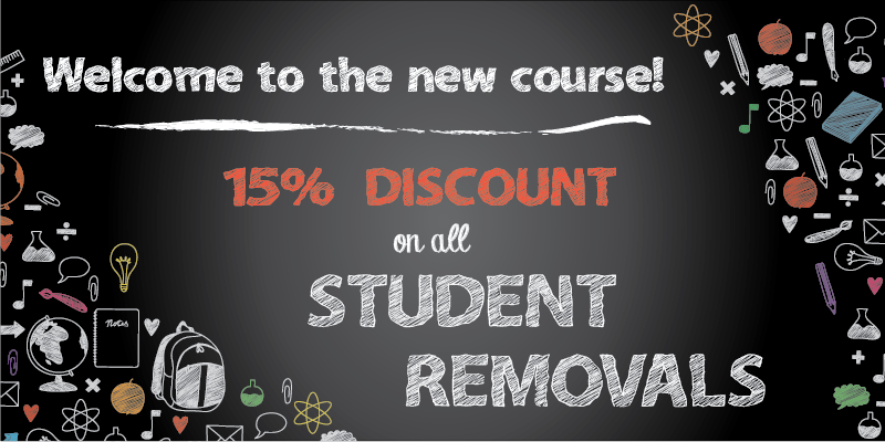 Student Movers London   Affordable Student Removals