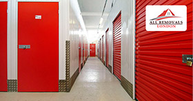 Storage Removal Lisson Grove