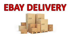 eBay Delivery in Childs Hill
