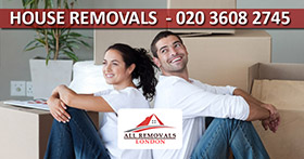 House Removals Farringdon