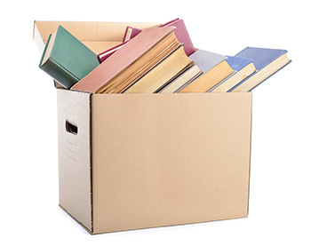Organizing tips for the office move