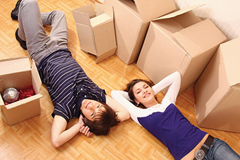 Packing solutions for family house relocation