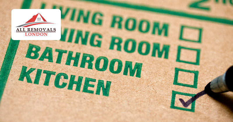 Room-By-Room Packing: The Kitchen