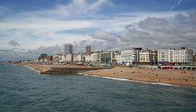 UK Moves - London - Brighton - London