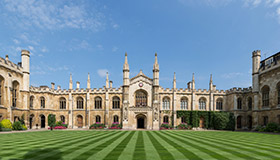 UK Moves - London - Cambridge - London